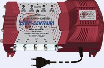 EMP-CENT Multiprepínač EMP Centauri MS5/8 PIU-4
